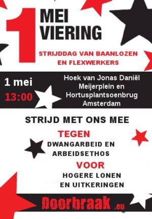 De flyer (onderaan een grotere versie).