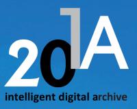 Logo van 2DA.