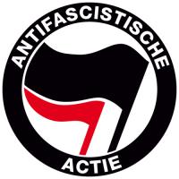 Het logo van AFA.