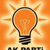 Logo van regeringspartij AKP.