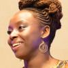 Chimamanda Ngozi Adichi.