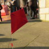 """After the book """"The Kite Runner"""" by Khaled Hosseini: the kite as a symbol of freedom."""