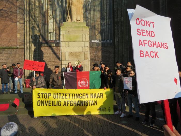 Don't send Afghans back