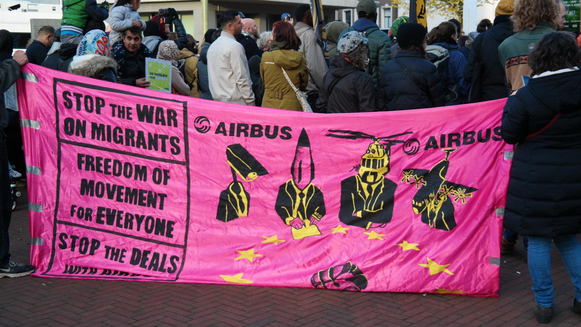 Airbus-propagandist Hannah de Vries