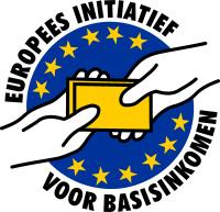 Logo van het Europees Burgerinitiatief voor het Onvoorwaardelijk Basisinkomen.