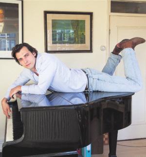 Pianofetisjist Baudet.