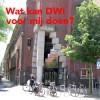 Reclamefoto van de DWI-website. De dienst kan voor jou het minimumloon ondermijnen!