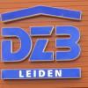 Het logo van het Leidse dwangarbeidcentrum.