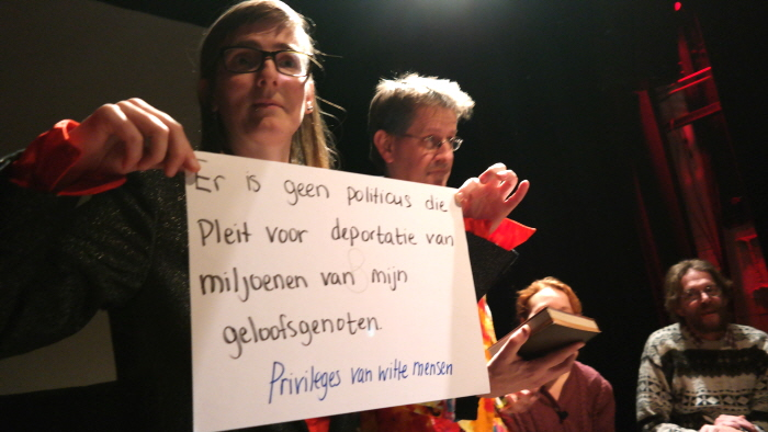 Wilders en zijn kornuiten.