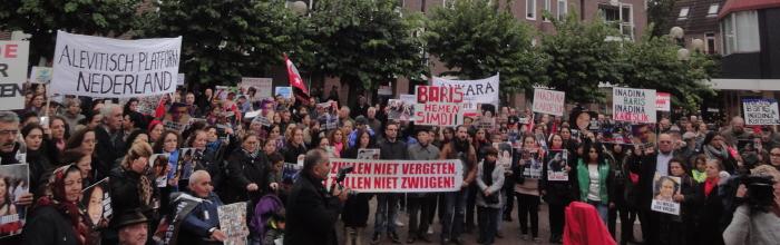 Manifestatie.