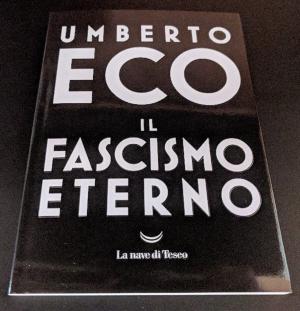 Het boek van Umberto Eco