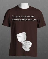 Een van de t-shirts uit ons plan.