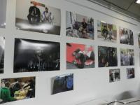 Een deel van de expositie.