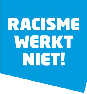 Beetje rare titel van een eerdere bijeenkomst, want racisme werkt natuurlijk prima... voor witte mensen, getuige het witte privilege.