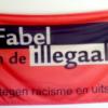 Vlag van De Fabel van de illegaal