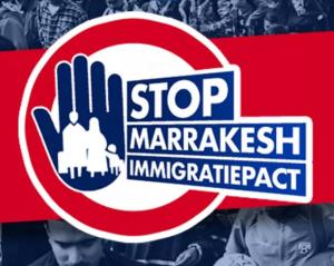 Logo van de fascistische campagne