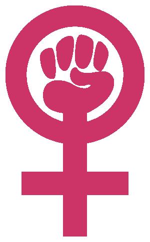 Vrouwenstrijd.