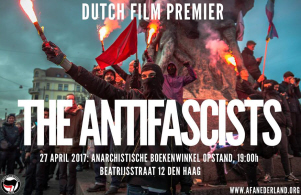Filmposter The antifascists.