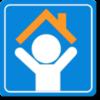 """Logo van de coalitie """"Geen kind op straat"""""""