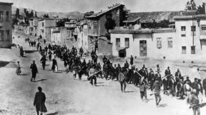 Deportaties in 1915.