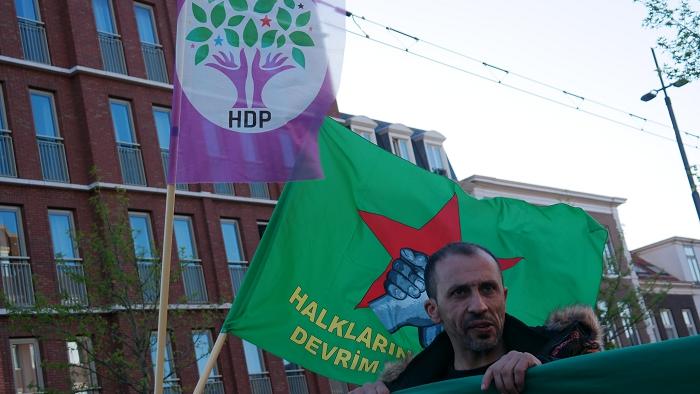 Koerdische kameraden