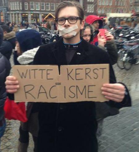 Hipster racisme.