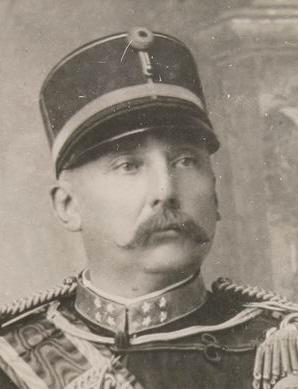 Koloniale massamoordenaar Van Heutsz.