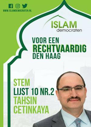 Verkiezingsaffiche
