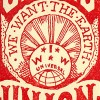"""One big union"" van de IWW."