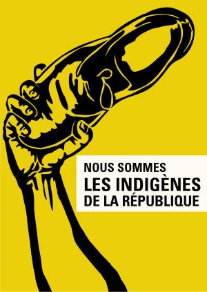 Van de cover van een boek van Indigènes-ideologen Houria Bouteldja en Sadri Khiari.