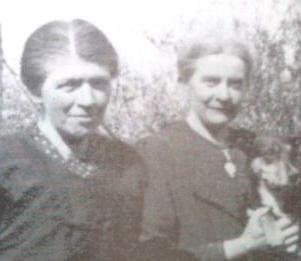 Gerrie en Minnie Jolink.