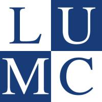 Logo van het Leidsch Universitair Medisch Centrum.