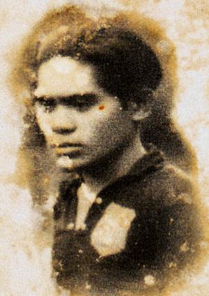 Andi Abubakar Lambogo.