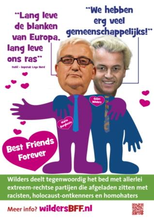 Wilders and Borghezio.