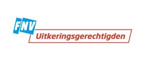 Logo FNV uitkeringsgerechtigden.