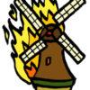 Het alarmistisch nationalistische logo van Civitas Christiana
