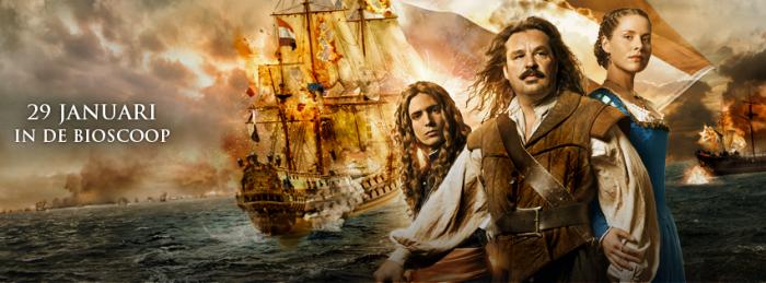 Banner van de film op Facebook.