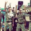 Voor in het Turkse leger en para-militaire eenheden zitten veel Grijze Wolven.