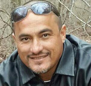 Mitch Henriquez, slachtoffer van racisme.