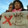 Weg met Paul Musscher.