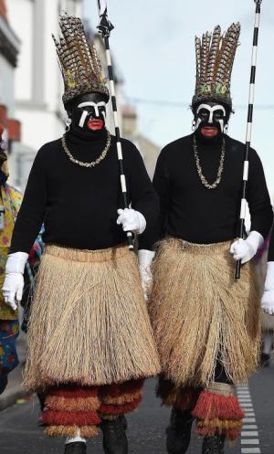 Blackface in Duinkerken