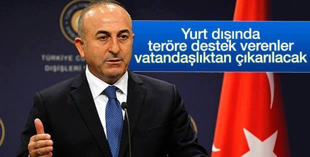 Mevlüt Çavuşoğlu en zijn oproep: meme die gretig verspreid wordt.