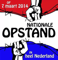 """""""Nationale opstand"""""""