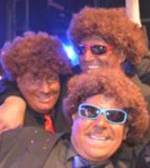 Blackface-plezier in Leiden!