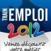 Franse Jobcenters: fris kleurig logo, vuige donkere praktijken.