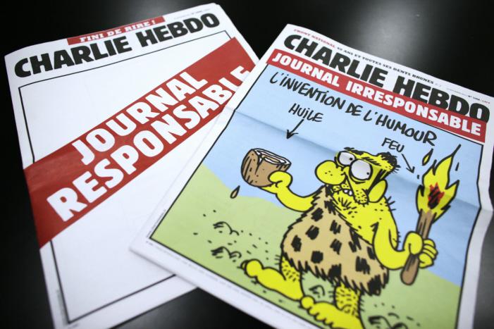 "Charlie Hebdo: ""Journal Irresponsable"""
