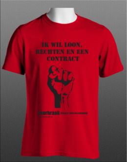 """""""Ik wil loon, rechten en een contract"""""""