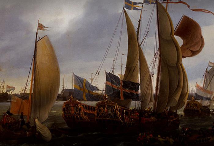 """Slechts één keer wordt omfloerst aangegeven dat de VOC """"soms niet terugdeinst voor geweld tegen de lokale bevolking om de scheepsruimen te kunnen vullen""""."""