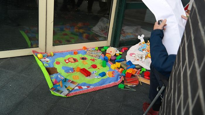 Flex-crèche voor de dichte deur bij woningcorporatie De Key