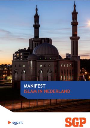 Cover van het haatmanifest.